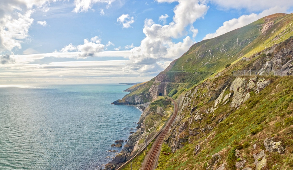 Greystones to Bray walk